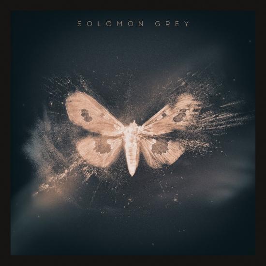 Cover Solomon Grey