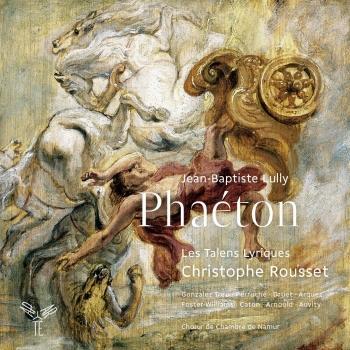 Cover Lully Phaéton