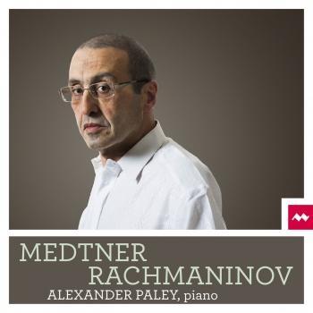 Cover Medtner & Rachmaninov