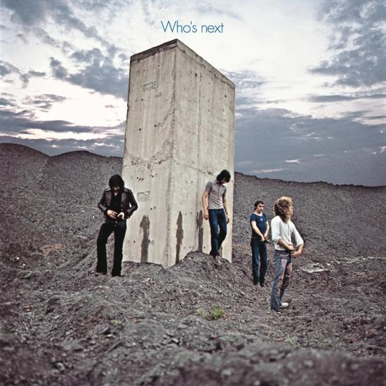 Cover Who's Next (Remastered Deluxe Edition)