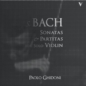 Cover J.S. Bach: Sonatas & Partitas for Solo Violin