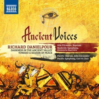 Cover Richard Danielpour: Ancient Voices