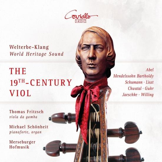 Cover The 19th Century Viol da Gamba