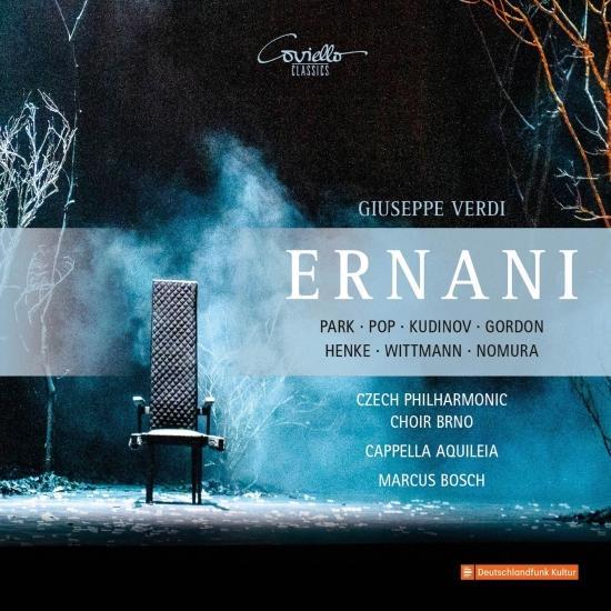 Cover Verdi - Ernani