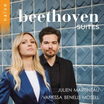 Cover Beethoven Suites