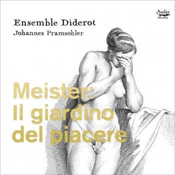 Cover Meister: Il giardino del piacere