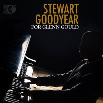 Cover For Glenn Gould