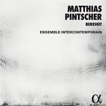 Cover Pintscher: Bereshit