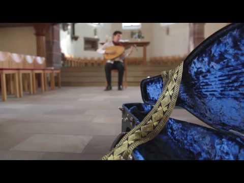 Video Paul Kieffer - Il Barbarino // Musica per liuto e viola da mano nel Cinquecento napoletano