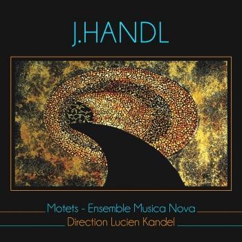 Cover J.Handl: Motets