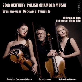 Cover 20th Century Polish Chamber Music