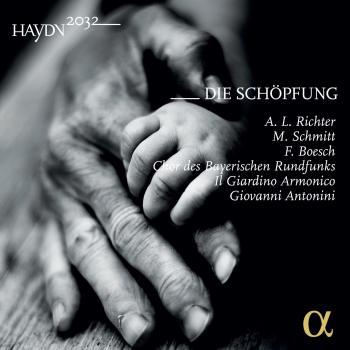 Cover Haydn: Die Schöpfung