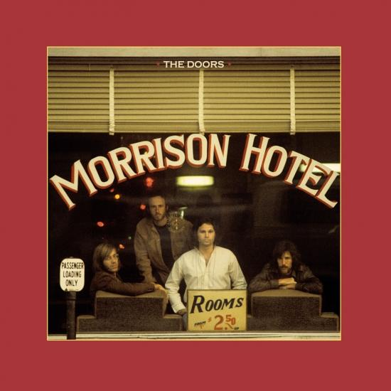 Cover Morrison Hotel (50th Anniversary Remastered Deluxe Edition)