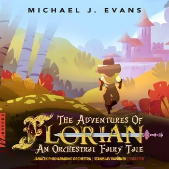 Cover Michael J. Evans: The Adventures of Florian