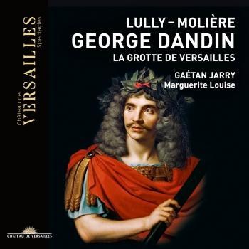 Cover George Dandin: La grotte de Versailles