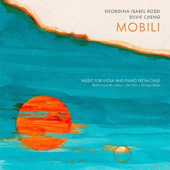 Cover Mobili: Music for Viola & Piano from Chile