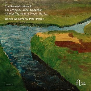 Cover The Romantic Viola II