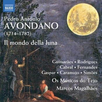 Cover Avondano: Il mondo della luna (Excerpts)