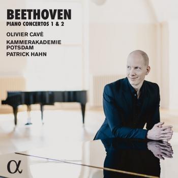 Cover Beethoven: Piano Concertos 1 & 2