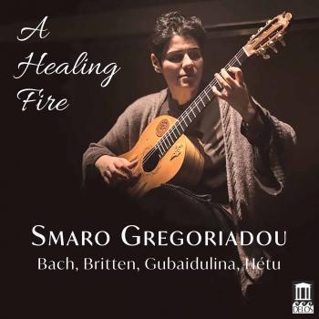 Cover A Healing Fire