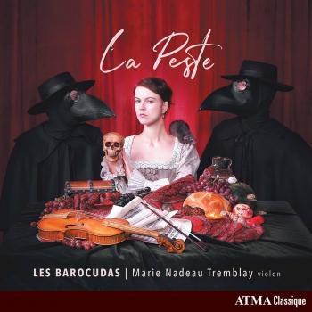 Cover La peste