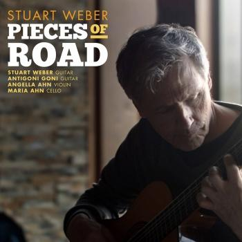 Cover Stuart Weber: Pieces of Road