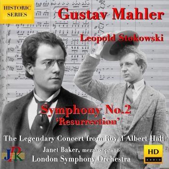 Cover Mahler: Symphony No. 2 in C Major 'Resurrection' (2020 Remastered) [Live]