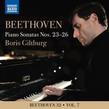 Cover Beethoven: Piano Sonatas Nos. 23-26