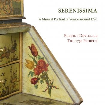 Cover Serenissima: A Musical Portrait of Venice Around 1726