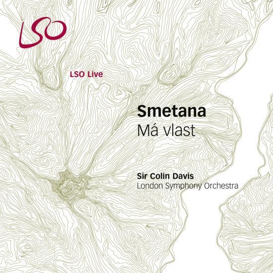 Cover Smetana: Má vlast (My Fatherland)