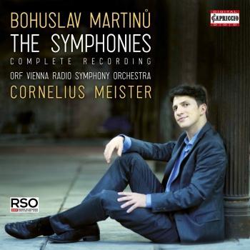 Cover Martinu: The Symphonies