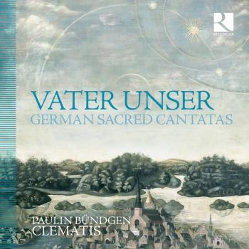 Cover Vater unser. German Sacred Cantatas