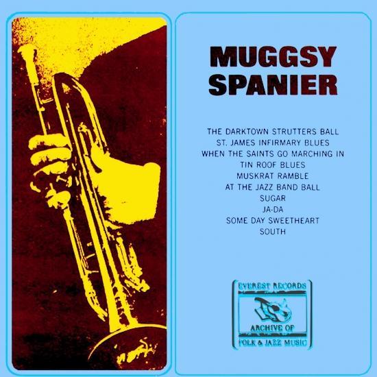 Cover Muggsy Spanier (Remastered)