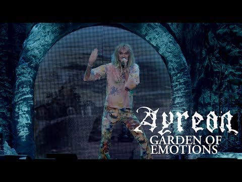 Video Ayreon - Garden of Emotions (Electric Castle Live And Other Tales)