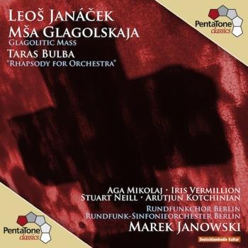 Cover Leos Janacek – Msa Glagolskaja, Taras Bulba