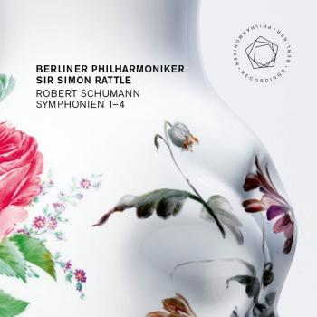Cover Schumann: Symphonies Nos. 1-4 (complete)