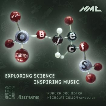 Cover Objects at an Exhibition: Exploring Science Inspiring Music