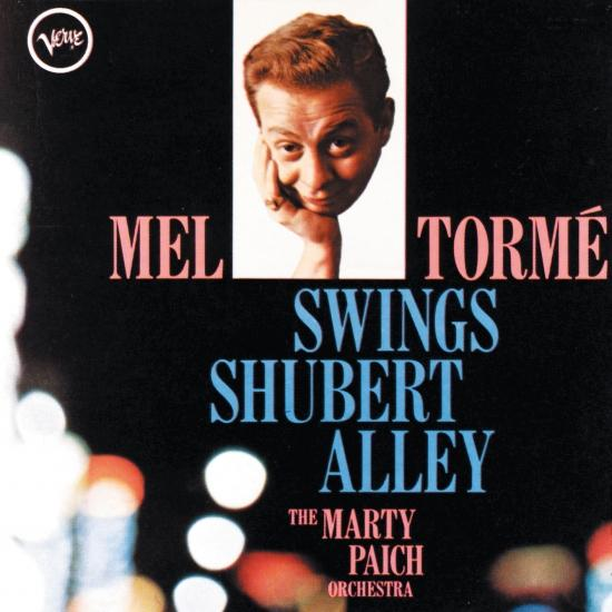 Cover Mel Tormé Swings Shubert Alley (Remastered)