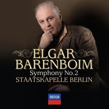 Cover Elgar: Symphony No.2