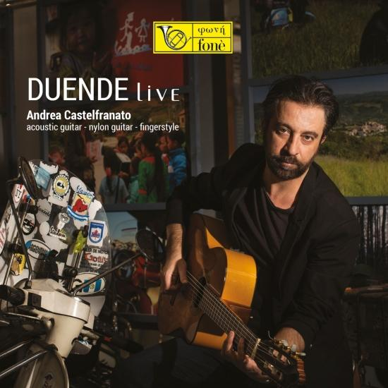 Cover Duende live