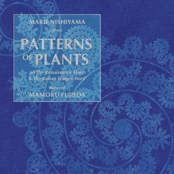 Cover Mamoru Fujieda: Patterns of Plants