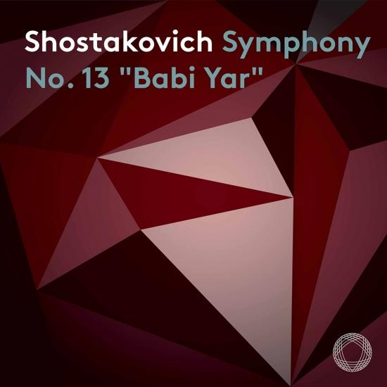 "Cover Shostakovich: Symphony No. 13 in B-Flat Minor, Op. 113 ""Babi Yar"""