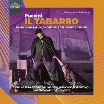 Cover Puccini: Il tabarro, SC 85 (Live)