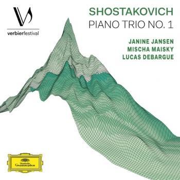 Cover Shostakovich: Piano Trio No. 1, Op. 8