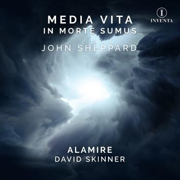 Cover John Sheppard: Media Vita in Morte Sumus
