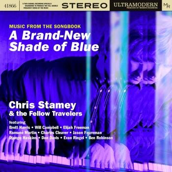 Cover A Brand-New Shade Of Blue