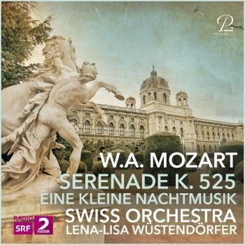 Cover Mozart: Serenade No. 13 in G Major, K. 525 'Eine Kleine Nachtmusik'