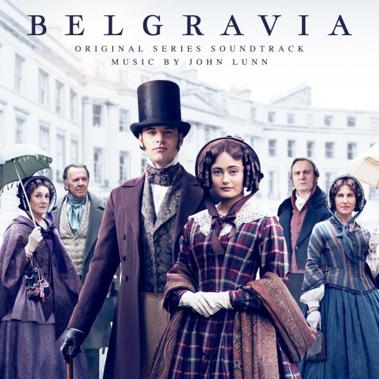 Cover Belgravia (Original Series Soundtrack)
