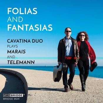 Cover Folias and Fantasias