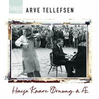 Cover Haijn Kaare Ørnung å Æ